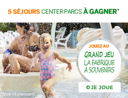 Center Parcs jeu