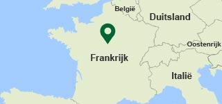 Plattegrond Les Hauts de Bruyères