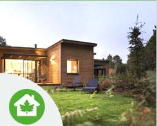 Votre cottage en plein cœur de la nature.