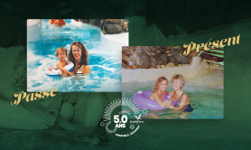 50 ans Center Parcs