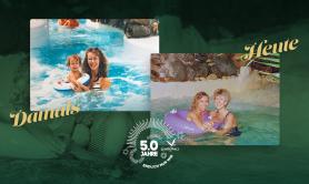 50 Jahre Center Parcs