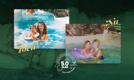 50 Jaar Center Parcs