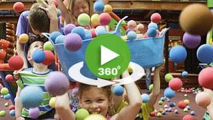 Baluba 360-video