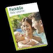 Pack&Go Baby vakantie