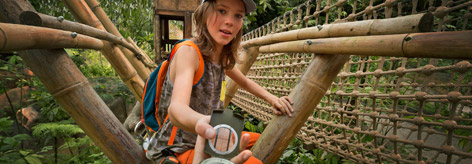 WILDLANDS Adventure Zoo Center Parcs korting onbeperkt toegang