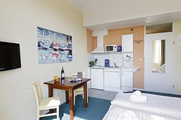 Appartement, 2 Personen 25 m² in Park Nordseeküste