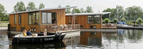 Bungalowpark Hausboot