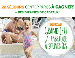 Jeu Center Parcs
