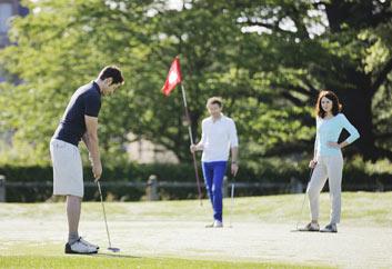 vacances mai golf
