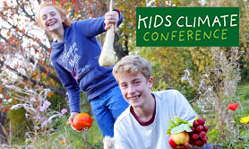 Kids Climate Conference Park Hochsauerland