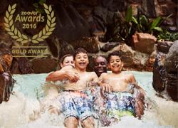 De Vossemeren Zoover Award Gold