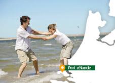 D 39 agr ables vacances la c te center parcs for Port zelande map