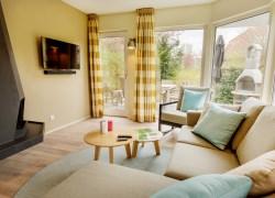 Viele komplett erneuerte Ferienhäuser und Apartments
