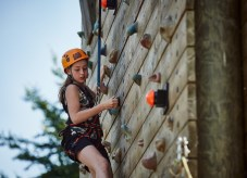 CLIMBING & ABSEILING