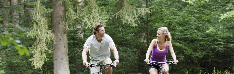 Banner Pack&Go Urlaub mit Fahrrad