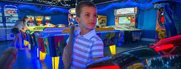 salle jeux arcade
