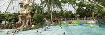 Herbsturlaub im Erlebnisbad Aqua Mundo