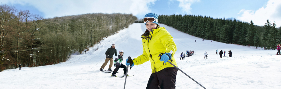 Skiurlaub Center Parcs