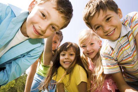 Kinderaktivitäten im Kinderhotel