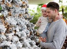 Weihnachten und Silvester bei Center Parcs
