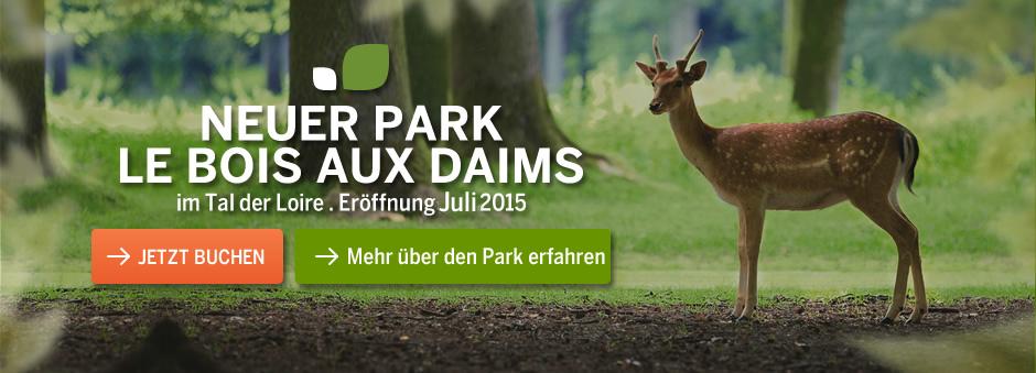 Neuer Center Parcs Park Le Bois aux Daims # Adresse Bois Aux Daims