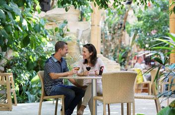 restaurant center parcs