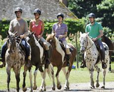 Vacances équitation