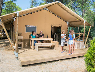 Glamping Lodges Port Zelande