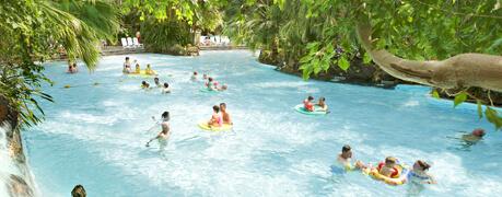 Aqua Mundo, zwembad