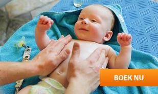 Vroegboekkorting verblijf met baby