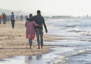 Park Zandvoort ligt direct aan de kust