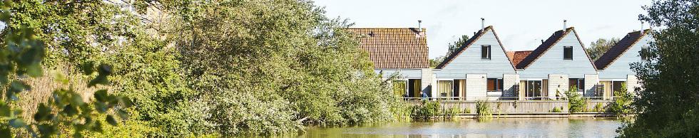 Bungalow / vakantiehuis in park Zandvoort