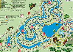 Vacances au domaine les hauts de bruy res lamotte for Piscine center parc sologne
