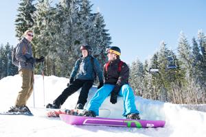 Wintersport Winterberg en Willingen