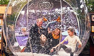 Winters entertainment voor iedereen