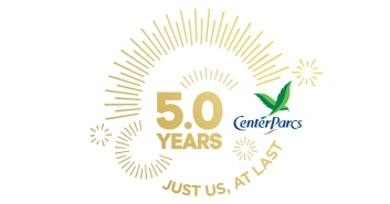 Center Parcs 50 year