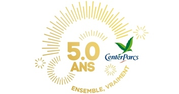 Center Parcs 50 ans