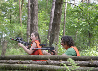Cool Factor: Paintball