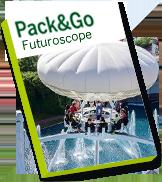 Image Pack&Go Futuroscope