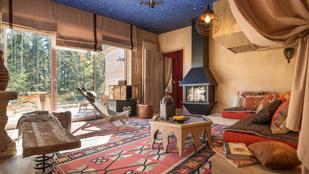 Vakantie in Avontuur cottage