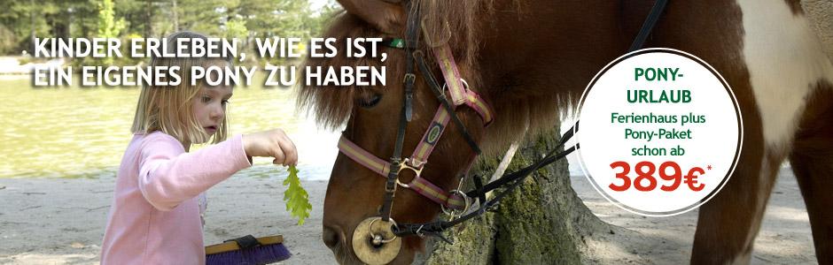 Pony-Urlaub