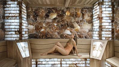 grotte de sel