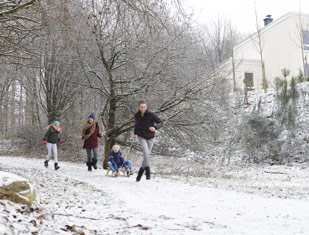 Eiskalt reduziert: Winter-Anreisen bis einschließlich März