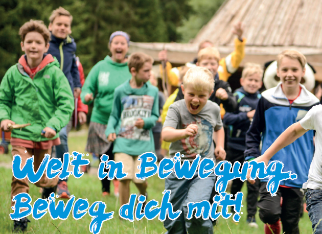 Jetzt bewerben: Kids Climate Conference 2018