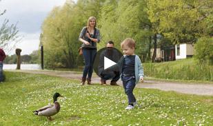 Ferienpark in Drenthe
