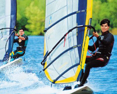 séjour sports nautiques
