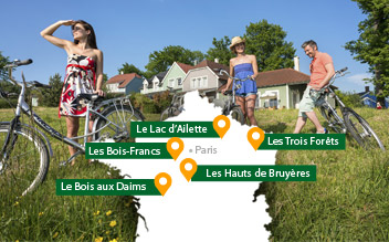 Vakantieparken Frankrijk