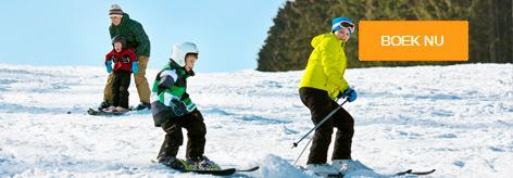 Skivakantie Winterberg