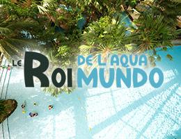 Gagnez 2h de privatisation de l'Aqua Mundo !