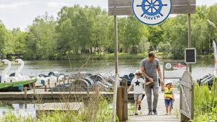 vakantiepark Het Meerdal